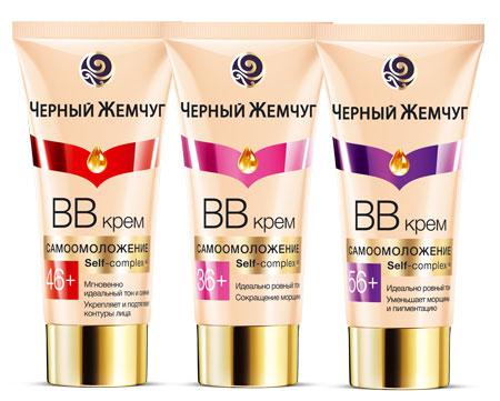 BB-крем «Самоомоложение» - стойкий макияж и омоложение ... Жемчуг Текстура