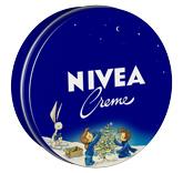 NIVEA Creme Limited Edition со сказками для детей