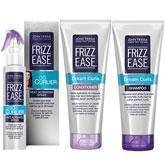 Три новых средства для вьющихся волос от John Frieda