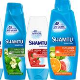 Шампуни и бальзамы для волос Shamtu