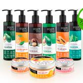 Средства по уходу за лицом и телом 7 Super Certified Organic