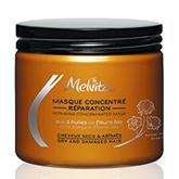 Уход за ломкими волосами с органическими маслами от Melvita