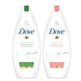 Мицеллярные гели для душа Dove