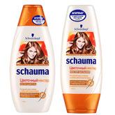 Линия средств для сухих, ослабленных и поврежденных волос Schauma Цветочный...