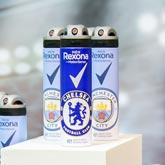 Мужские дезодоранты для футбольных фанатов