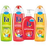 Fa Энергия&Витамины: максимальный заряд витаминов для здоровья кожи