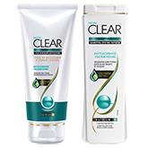 Новинка от CLEAR:  живительная влага как источник красоты
