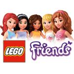 8 наборов LEGO Friends для девочек