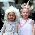 Дети звезд в маскарадных костюмах: 9 лучших образов