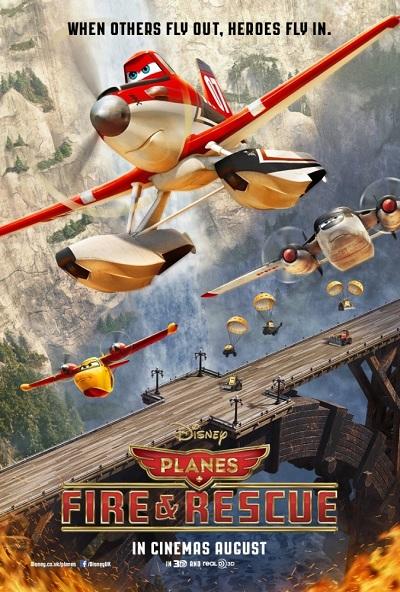 Самолеты огонь и вода planes fire and rescue