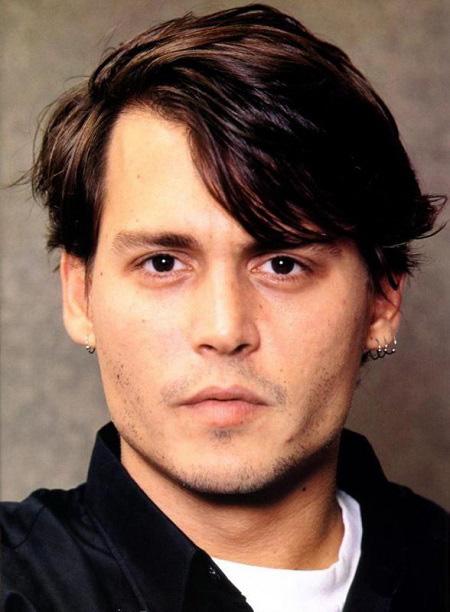 Мужчины-кумиры 90-х: тогда и сейчас - Джонни Депп джонни депп сейчас