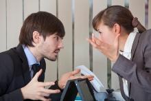 Насколько ты конфликтна?