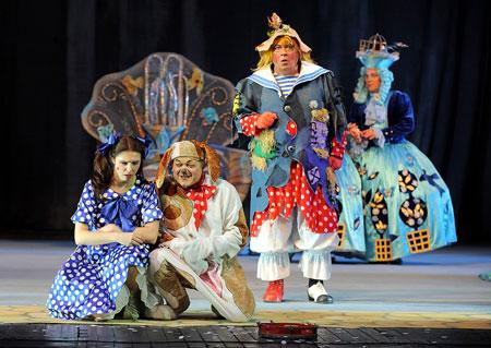 Московский детский музыкальный театр имени Н.И. САЦ