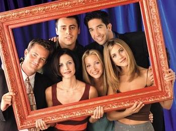 Сериалу «Друзья» — 25 лет, найди пасхалки в Google Поиске!