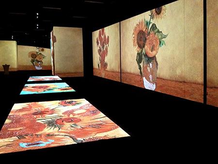 Розыгрыш билетов на выставку Ван Гог. Ожившие полотна