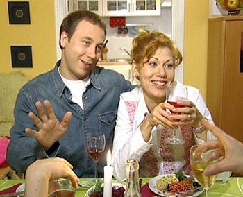 Русские комедийные сериалы про семью