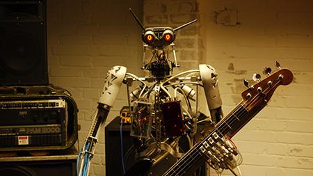 Розыгрыш билетов на выставку Бал роботов