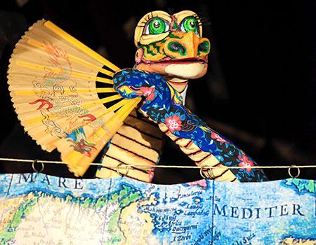 Розыгрыш билетов на музыкальный кукольный спектакль «АФРИКА»