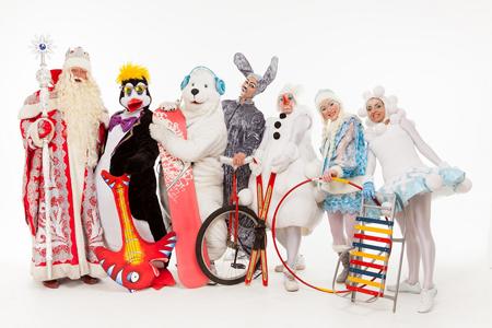 Розыгрыш билетов на новогоднее шоу 'Цирк Деда Мороза-3'