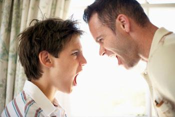 Умеете ли ругать детей?