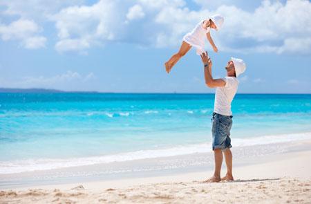 Отдых с детьми или отдых от детей?