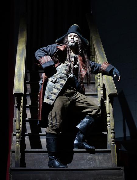 Розыгрыш билетов на мюзикл 'Остров Сокровищ'