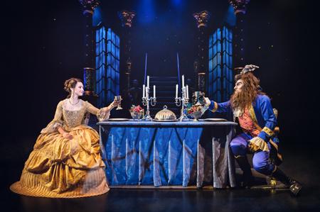 Розыгрыш билетов на мюзикл 'Красавица и Чудовище'