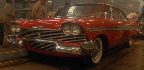 Автомобили в кино