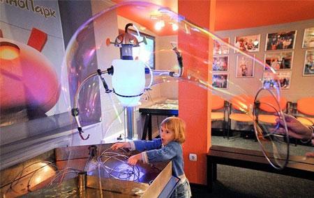 Розыгрыш билетов в интерактивный музей 'ИнноПарк'