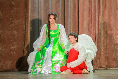 Розыгрыш билетов на спектакль «Добрая русская сказка. Два Ивана и меч Кащея Бессмертного»