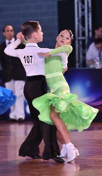 Розыгрыш на 'Московский Танцевальный Фестиваль'