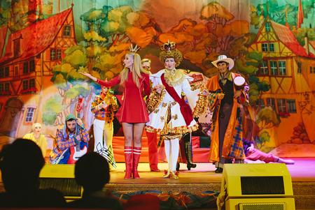 Розыгрыш билетов на мюзикл 'Бременские музыканты'