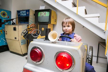 Розыгрыш билетов Музей советских игровых автоматов