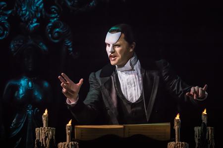 Розыгрыш билетов на мюзикл 'Призрак оперы'