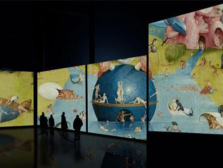 Розыгрыш билетов на выставку «БОСХ. Ожившие видения»