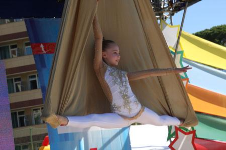 Розыгрыш билетов на выставку 'Спортлэнд - Территория детства'