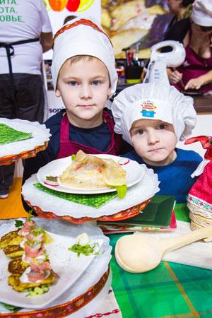 Розыгрыш билетов Фестиваль 'ФУД ШОУ Christmas'
