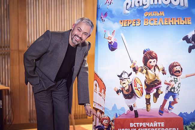Розыгрыш билетов на показ анимационной комедии Playmobil фильм: 'Через вселенные'