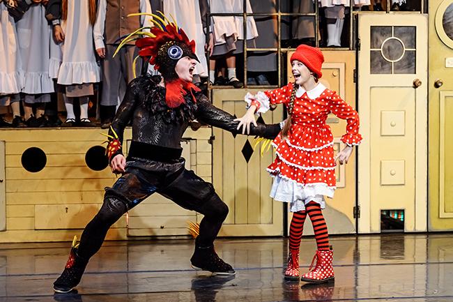 Розыгрыш билетов на мюзикл 'Пеппи Длинныйчулок'