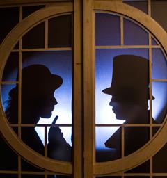 Розыгрыш билетов на спектакль 'Шерлок'