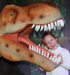 Розыгрыш билетов на 'Шоу динозавров'