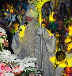 Розыгрыш билетов на новогоднюю ёлку 'Расправь крылья'
