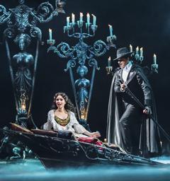 Розыгрыш билетов на мюзикл «Призрак Оперы»