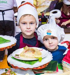 Розыгрыш билетов на фестиваль 'ФУД ШОУ Christmas'
