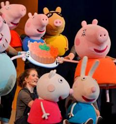 Свинка Пеппа собирает друзей