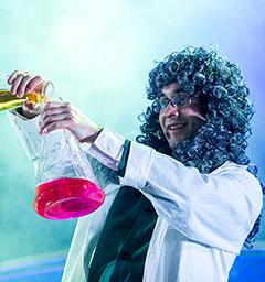 Розыгрыш билетов на научную елку 'WOW!HOW?'