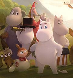 Розыгрыш билетов на мультфильм 'Долина Муми-троллей'
