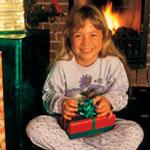 Дед Мороз прочел письмо...