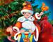 Розыгрыш на шоу «Дед Мороз. Начало. Когда ёлки были большими»